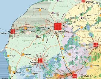 beeldimpressie streekplan