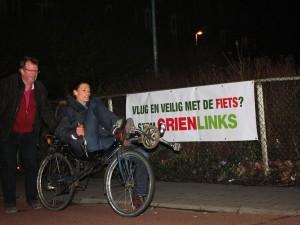 Dit is mede het gevolg van de inbreng van Irona Groeneveld (GL) in de gecombineerde Statencommissie van 12 oktober 2011.