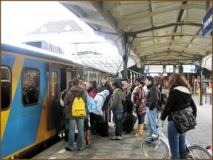 OV trein (klein)
