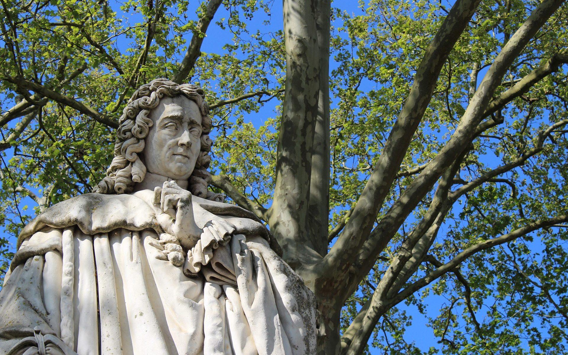 Montesquieu - van de trias politica en de scheiding der machten